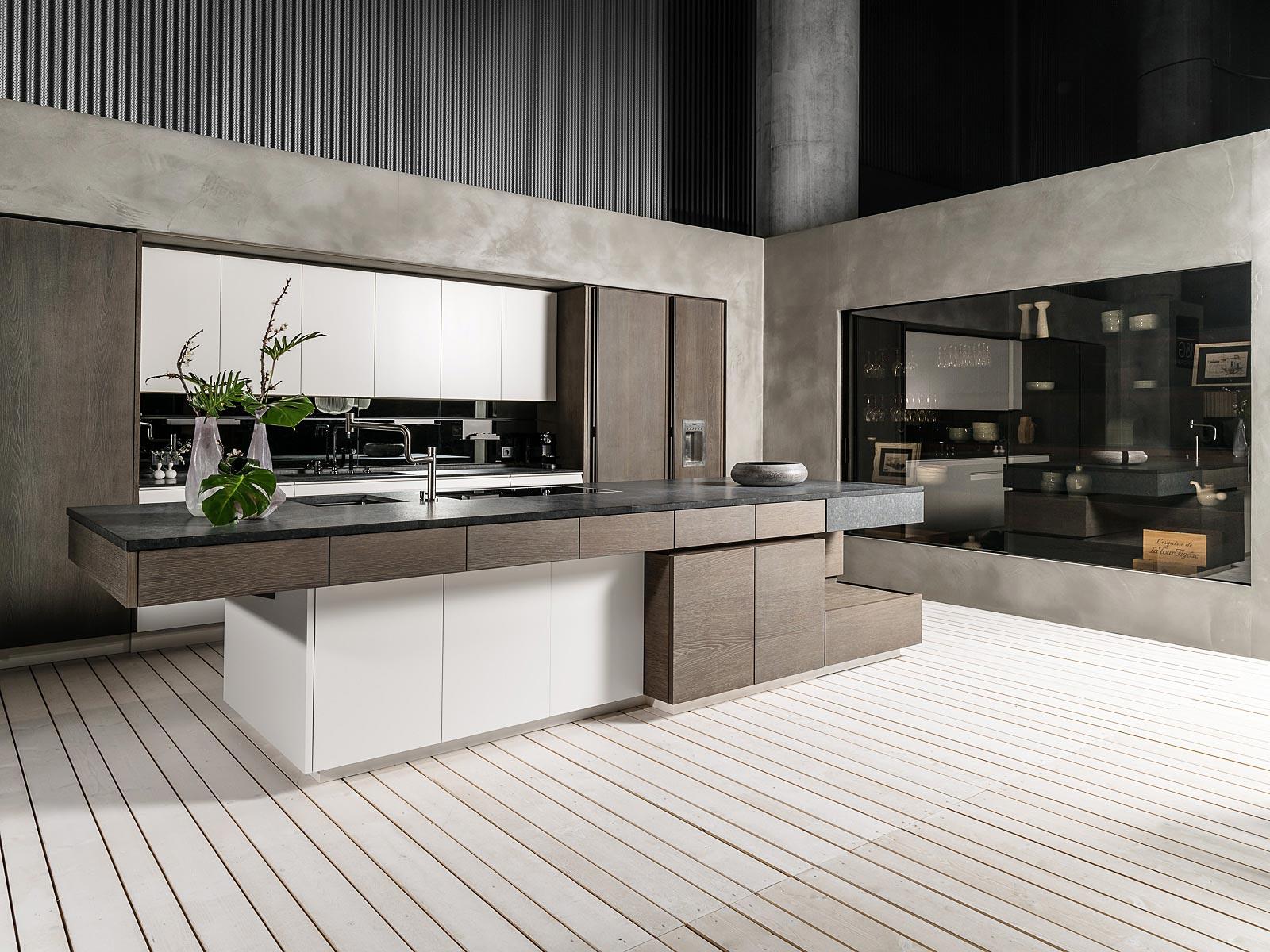Mayr Glazl, Küchen Fotografie von individuell geplanten Küchen