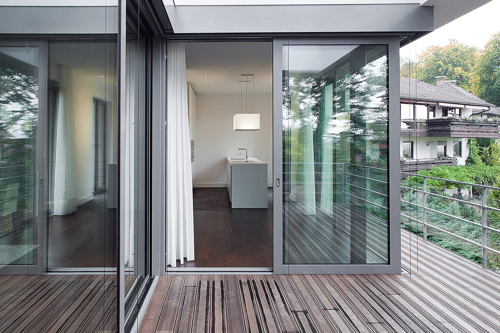 Architekturfotograf in München, Terassen