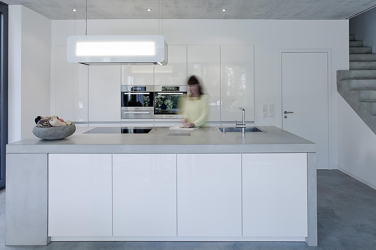 Architekturfotograf Einfamilienhaus, Kutschker & Leischner Architekten, Architekturfotografie in Starnberg
