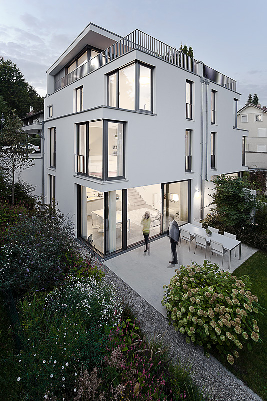 Kutschker & Leischner Architekten, Architekturfotograf Gabriel Büchelmeier