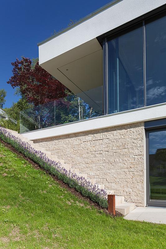 Architektur detailfoto, Architektur in Starnberg,