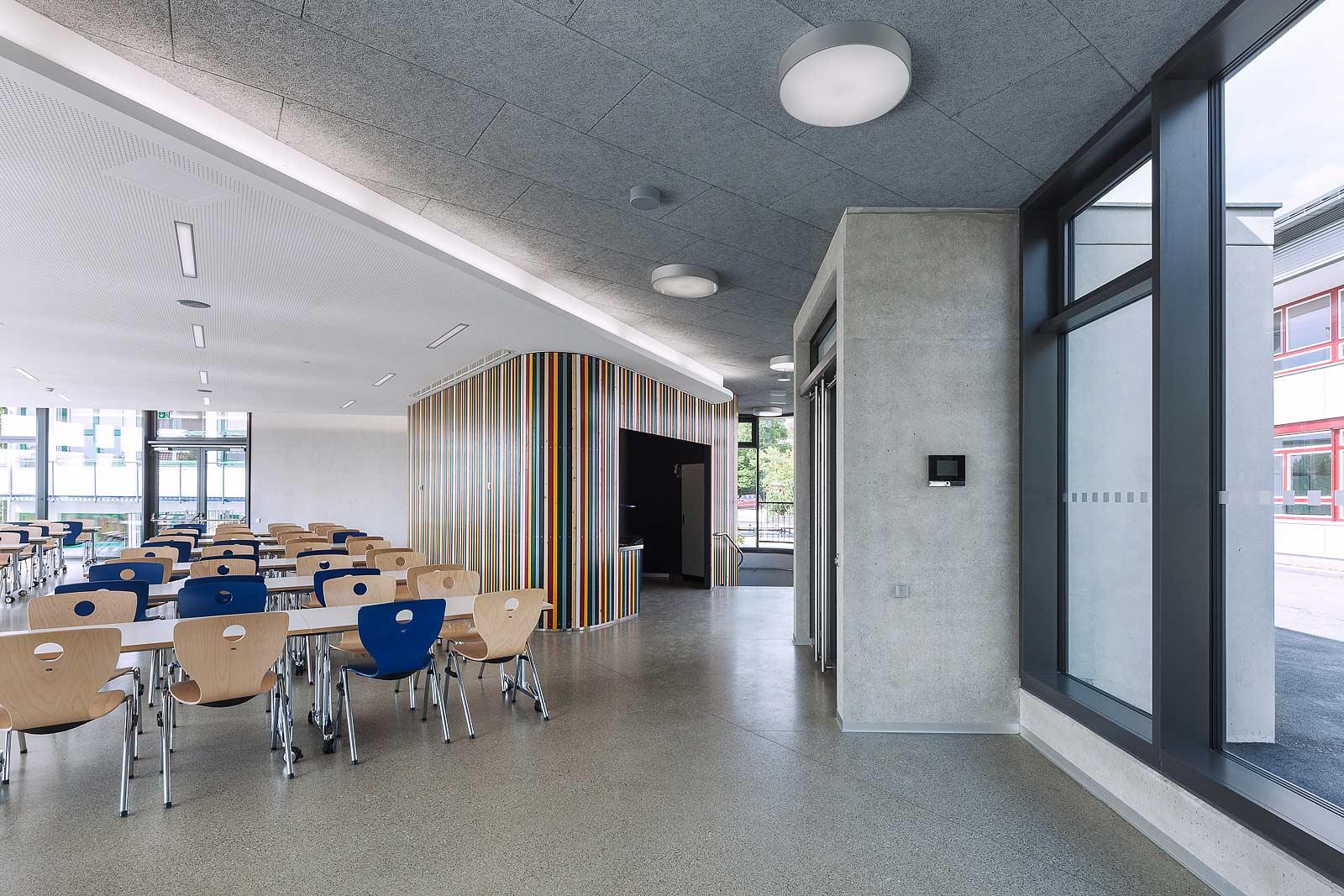 München Architekturfotograf, Architekturfoto von einem spezialisierten Fotograf, Innenraum Foto