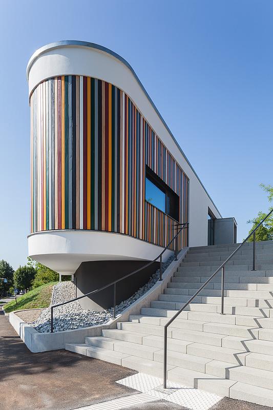 München Architekturfotograf, Innen Raum, Architekturfoto von einem spezialisierten Fotograf, Aussendarstellung