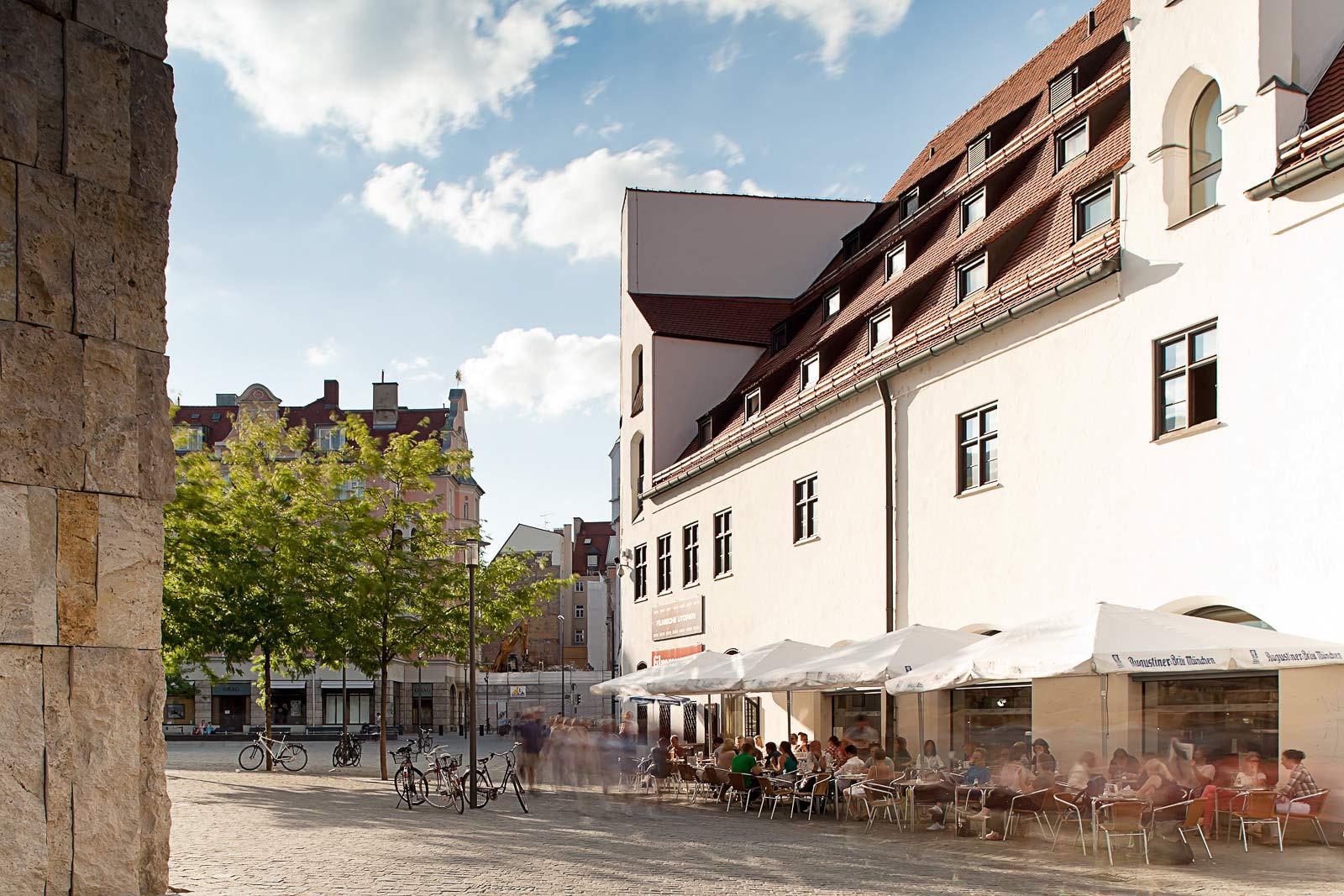 Architekturfotografie aus München Stadt,