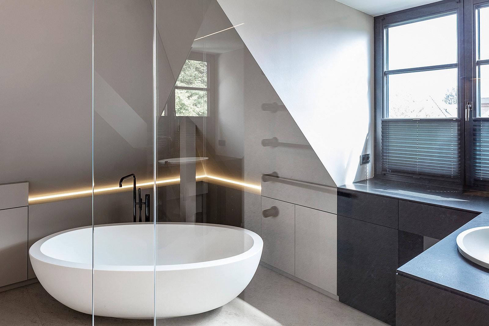 Architekturfotografie Innenraum, Badezimmer, Fotografie, Luxusbad