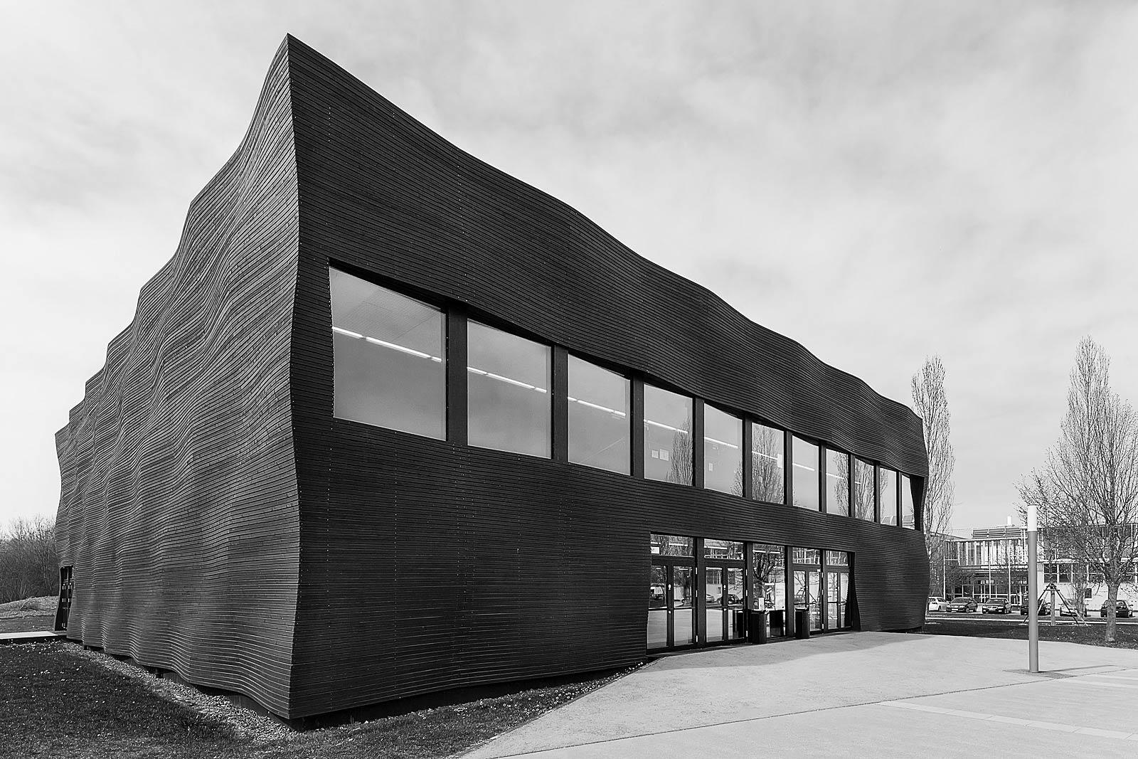 Architekturfotograf München, Aussenaufnahme Foto,