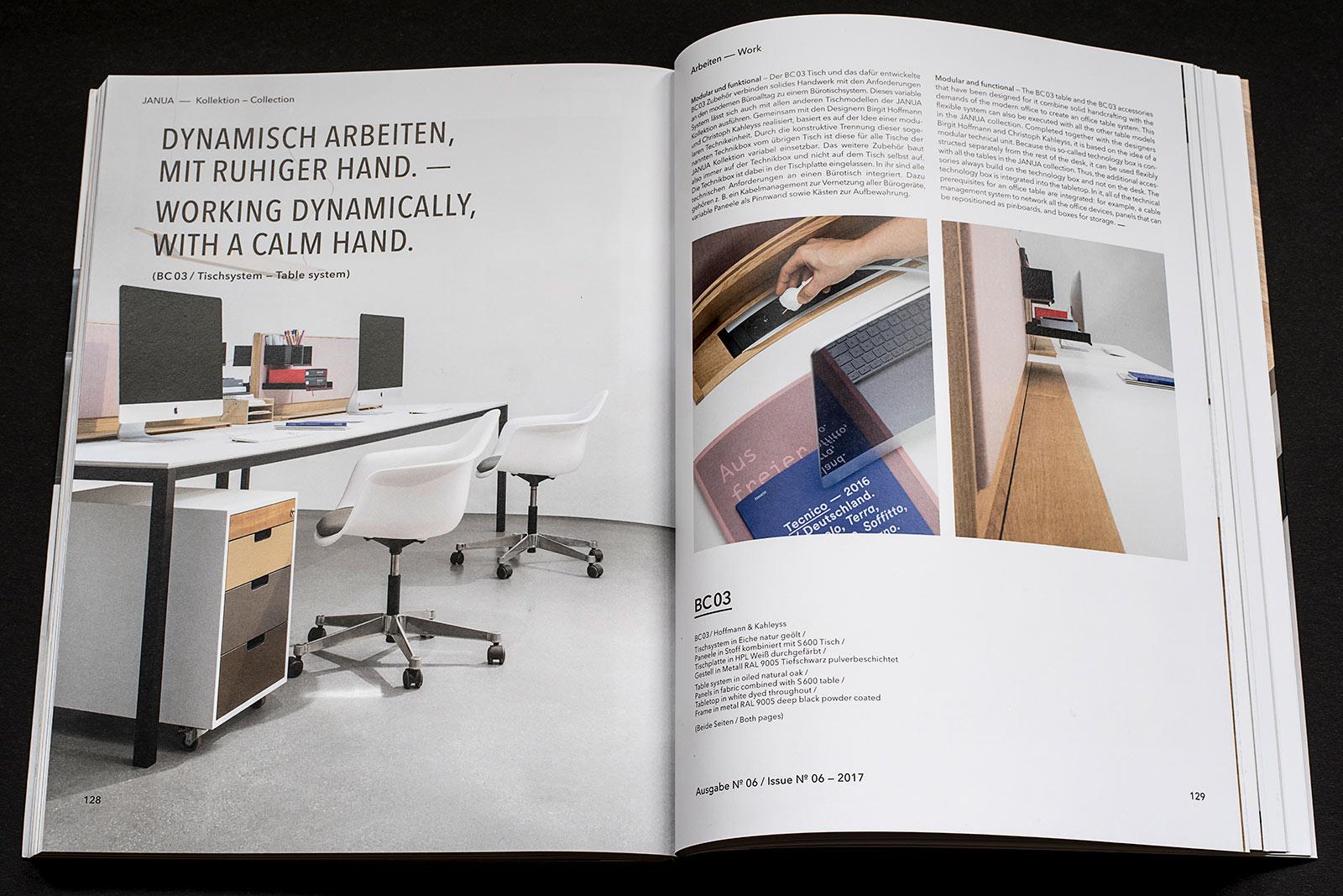 Möbel und Produktfotograf, Design,