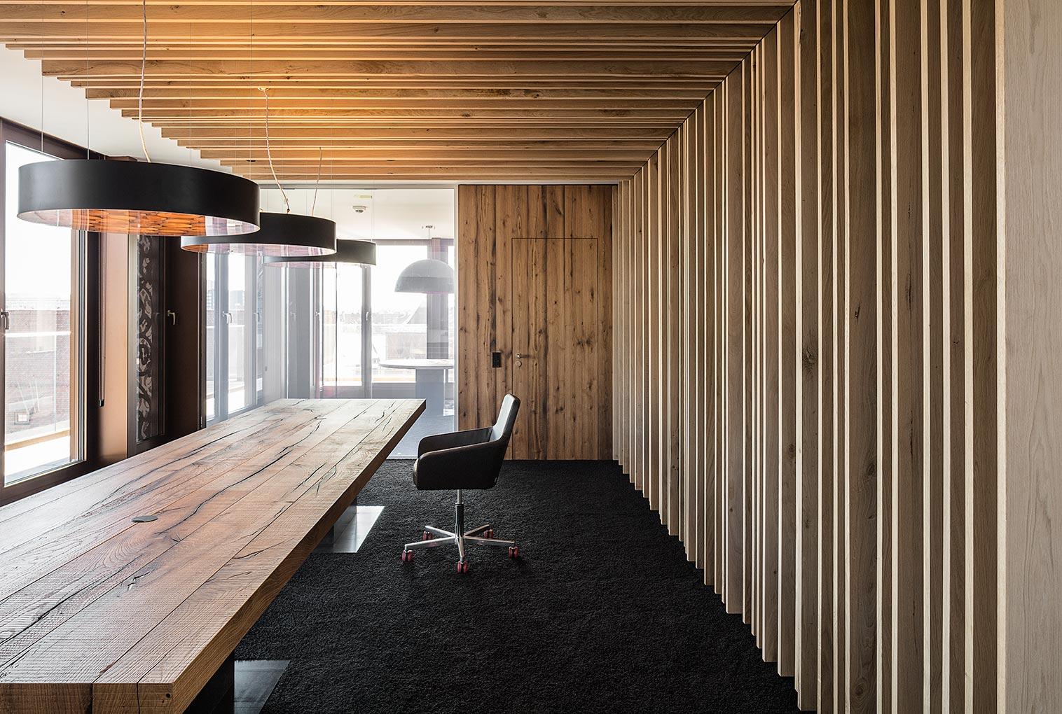 spezialisierte Innenausbauten nach Maß, Interieur Fotograf,