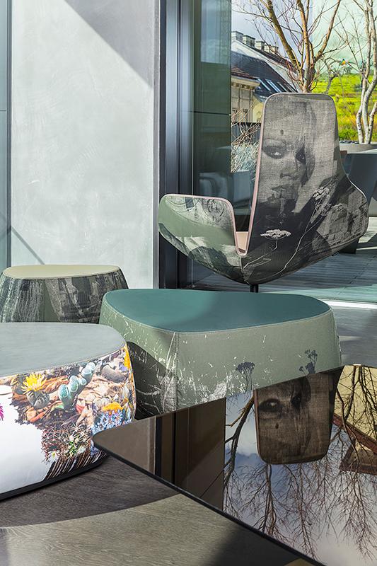 Moroso Design im Formdepot in Wien